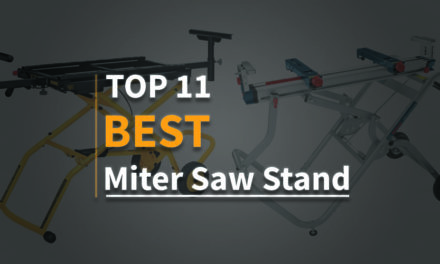 Best Miter Saw Stand – Different Factors and Reviews