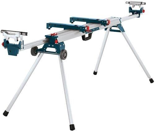 4 Bosch GTA3800 Folding Leg Miter Saw Stand