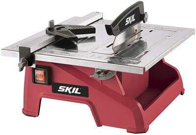 1 SKIL 3540-02 7-Inch Wet Tile Saw