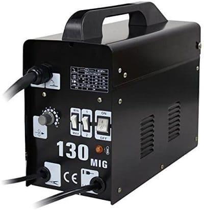 1 SUPER DEAL PRO Commercial MIG 130 AC Flux Core