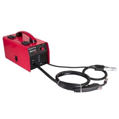 2 Display4top Portable No Gas MIG 130 Plus Welder