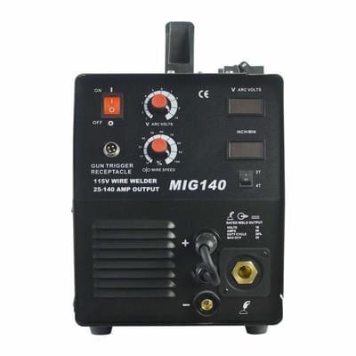 3 LOTOS MIG140 140 Amp MIG Wire Welder