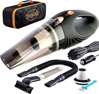 3 THISWORX Car Vacuum Cleaner