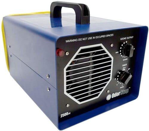 4 OdorStop OS2500UV Ozone Generator