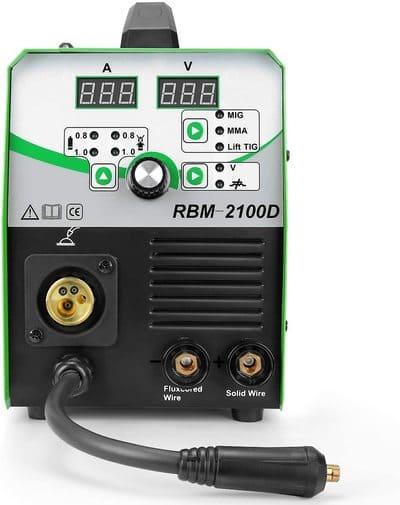 5 Reboot MIG Welder Flux Core Wire Automatic