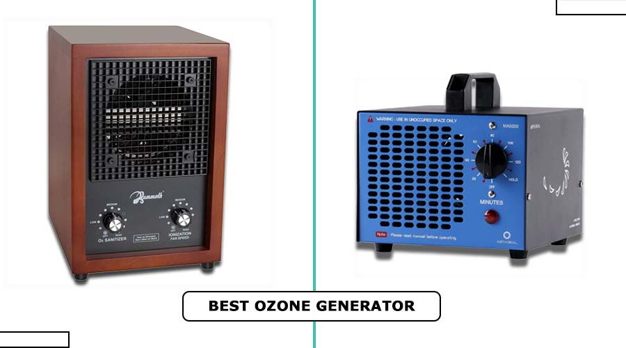 Best Ozone Generator in Our List – Including Comparison Table