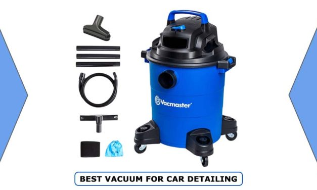 Best Vacuum for Car Detailing with Good Suction Power I 2021 Reviews